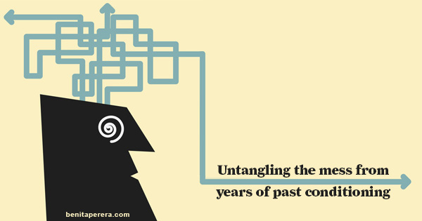 past and parental conditioning