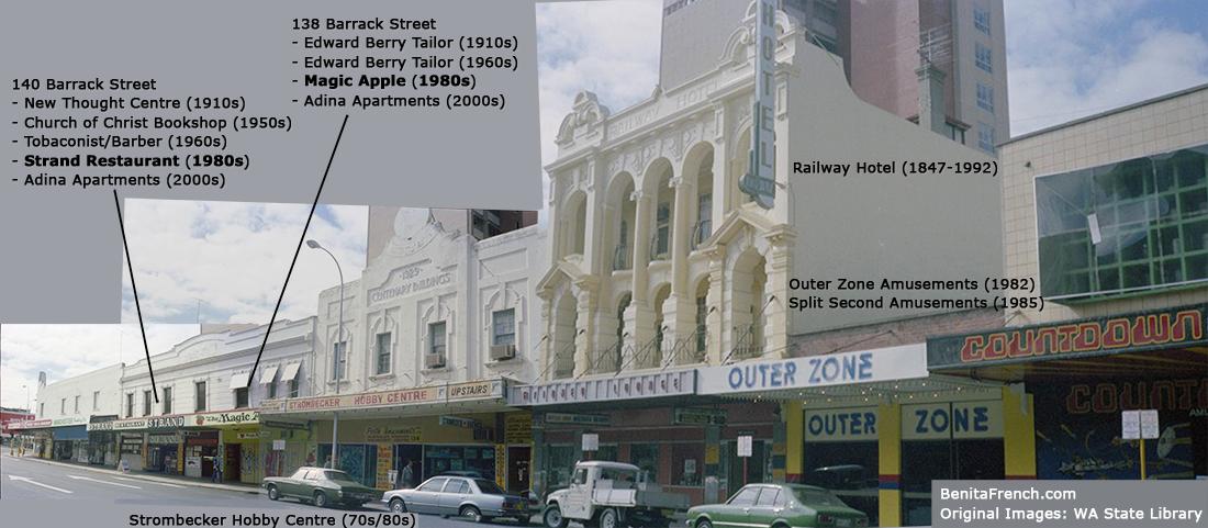 Numerology Perth History